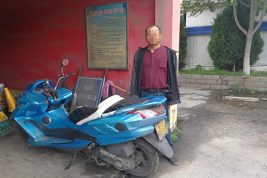 酒驾摩托车照样查!